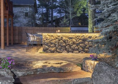 Outdoor Kitchen Sedona Landscaping