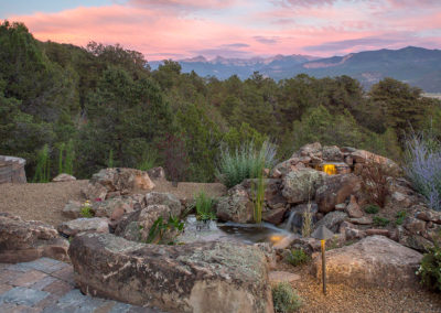WaterAfterglow_sedona_landscaping